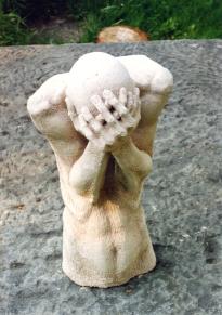 2 of 8 - Sculpture - Consternation