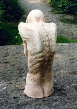 3 of 8 - Sculpture - Consternation