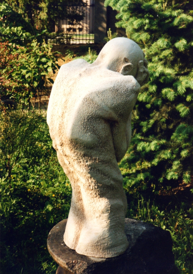 4 of 8 - Sculpture - Consternation