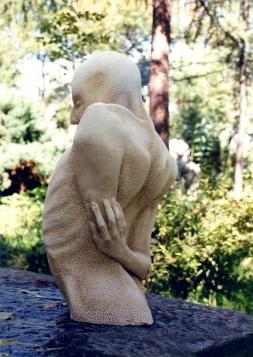 6 of 8 - Sculpture - Anger