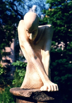 7 of 8 - Sculpture - Sadness