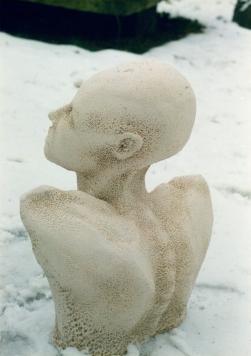 8 of 8 - Sculpture - Womans Portrait