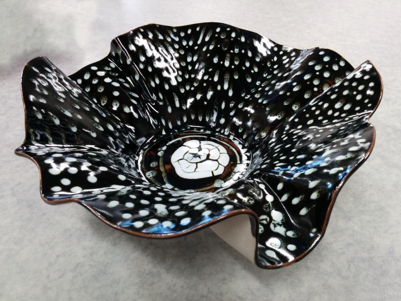 Black Fruit Platter